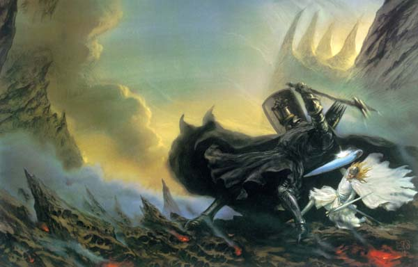 Fingol Vs Morgoth
